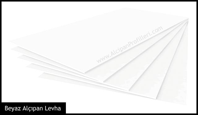 Alçıpan Levhalar – Alçı Levha